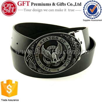 Supply High Quality Silver Belt buckle Men's Leather Belt Buckles