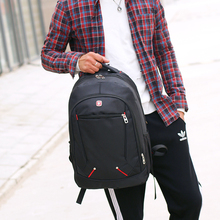 19 inch computer backpack anti-theft business laptop trolley carry bag business backpack shenzhen