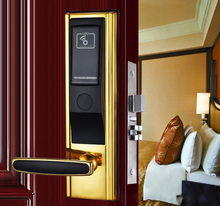 Hotel Ic/ID Digital Id Reader Card Keyless Door Lock
