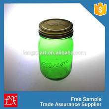 wholesale cheap fancy canning jars