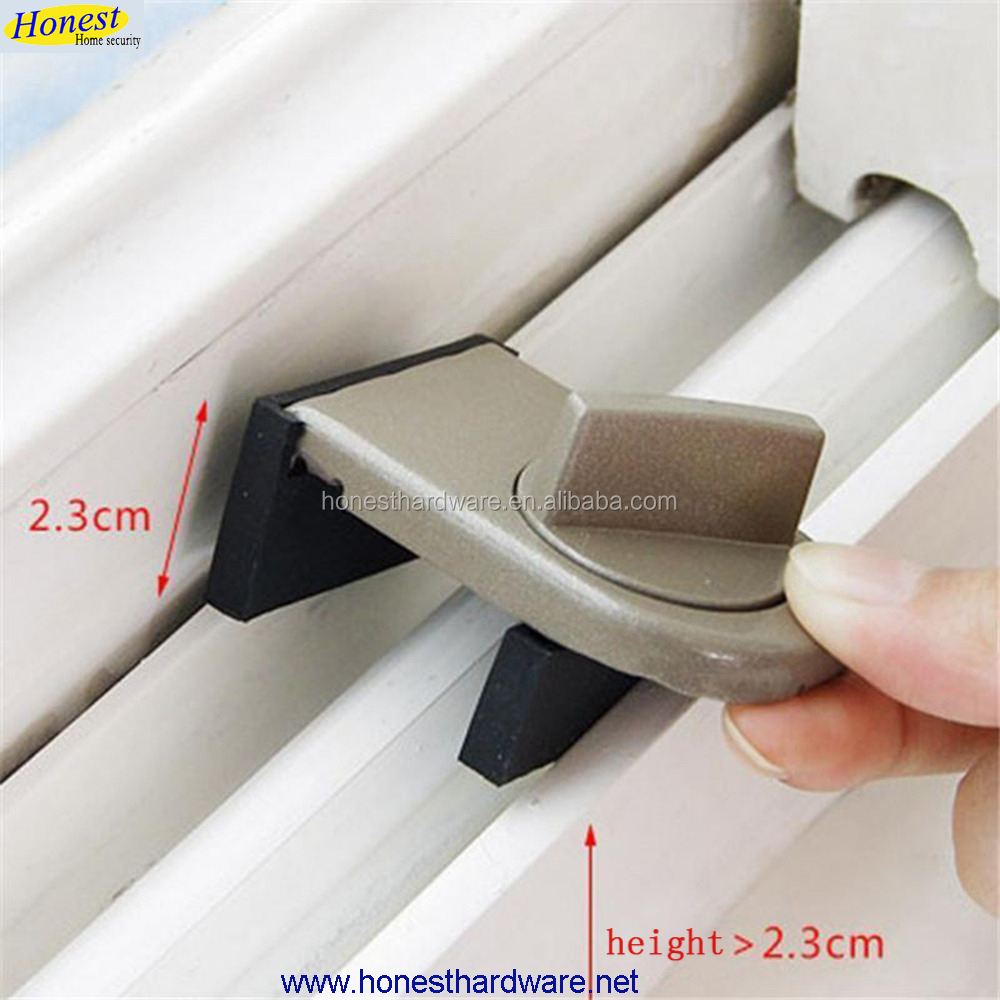 Sliding windows safety lock window sash lock baby proof window lock