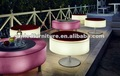 led leisure table/led coffee table/rechargeable table