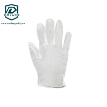 Light/ Medium Weight Cotton Inspector Parade Gloves