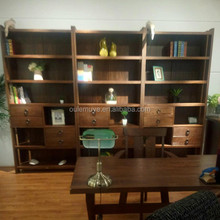 superior workmanship combination bookcases and book cabinet