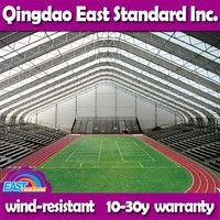 East Standard prefab barn alternative steel buildings
