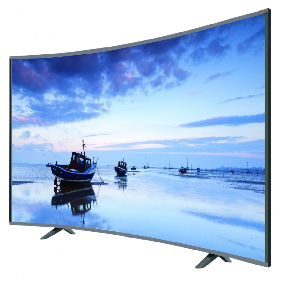 75 95 105 inch LED TV Smart Android 4k curved TV