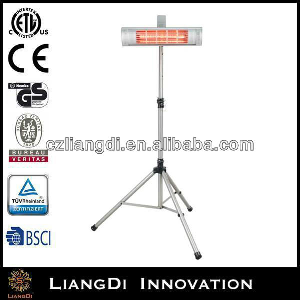 Kerosene Electric Heater Low Glare Patio Heater