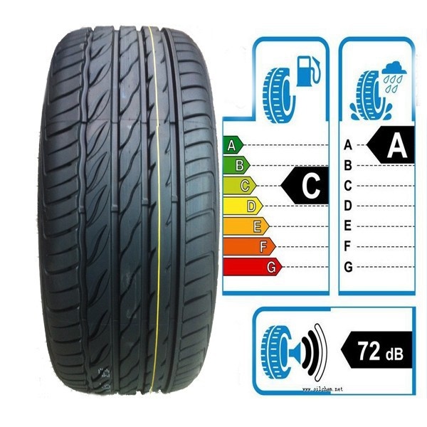 European Labeling car tyre made in china