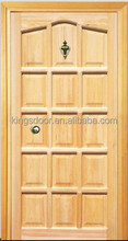 Indian teak wood entry main door design