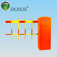 good- looking parking lot barrier gates/manual boom gate/concrete barriers from chinese factory