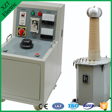 AC DC Withstand high Voltage Tester/power transformer testing