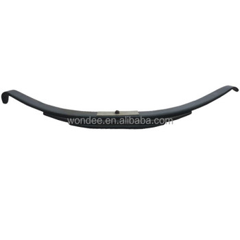 Parabolic Rear Steel Trailer 76x20 TRA2727 Leaf Spring