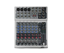 Peavey PV8 Audio Mixer/Perfect for live or studio applications(4A Rate High Quality)