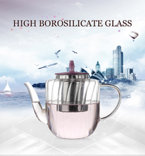 online shopping high borosilicate 1000ml glass teaware infuser