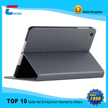 Retro style leather cover for ipad air /air2 smart case