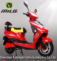 Most Popular China gold supplier 60V20AH 800W Battery Electric Motorcycle for adults