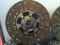 Truck transmission parts FAW auto clutch disc