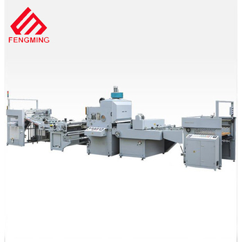 High quality High Speed Automatic LAMINATING MACHINE