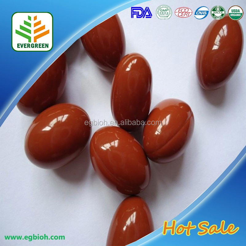 GMP approved Coenzyme Q10 Softgel,Co enzyme Q10 Softgel,Co Q10 softgel