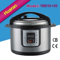 Low price with good quality stainless steel crofton pressure cooker
