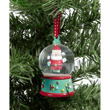 Hanging Snow Gloge for Home Decoration