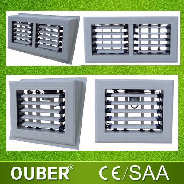 evaporative air cooler plastic air duct diffuser automatic air diffuser grille