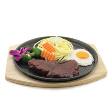 Handmade decorative plastic Grilled beef steak fake Steak model for display