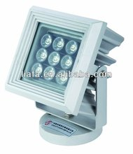CE high power 9w RGB led flood lamp