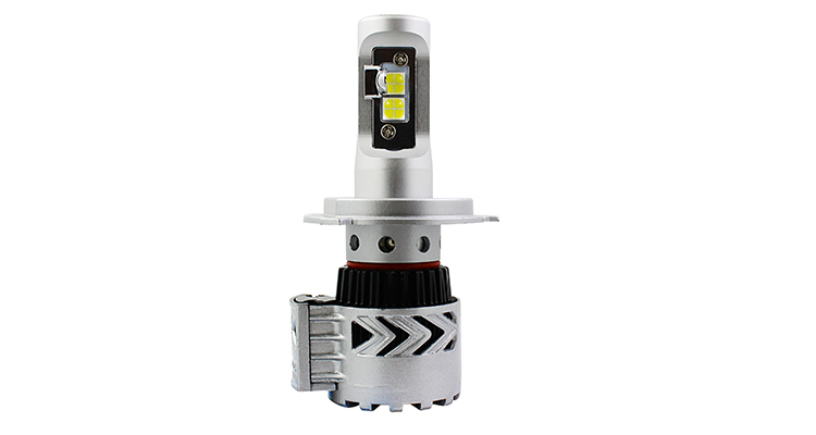 Onelight h7 led headlight 8000lm Type G8 high power 12V DC led car headlight T6 auto car lamp