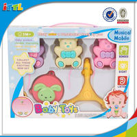 Wind Up ABS material good baby mobile baby musical mobile custom