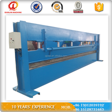 Discount plate half hydraulic guillotine cnc shearing steel cutting and bending machine