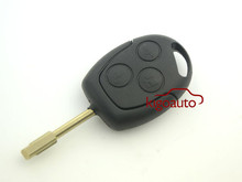 Black Remote key 3button 433Mhz FO21 KR55WK47899 for Ford Fiesta Focus Mondeo remote key