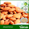 100% pure natural almond milk powder with free sample