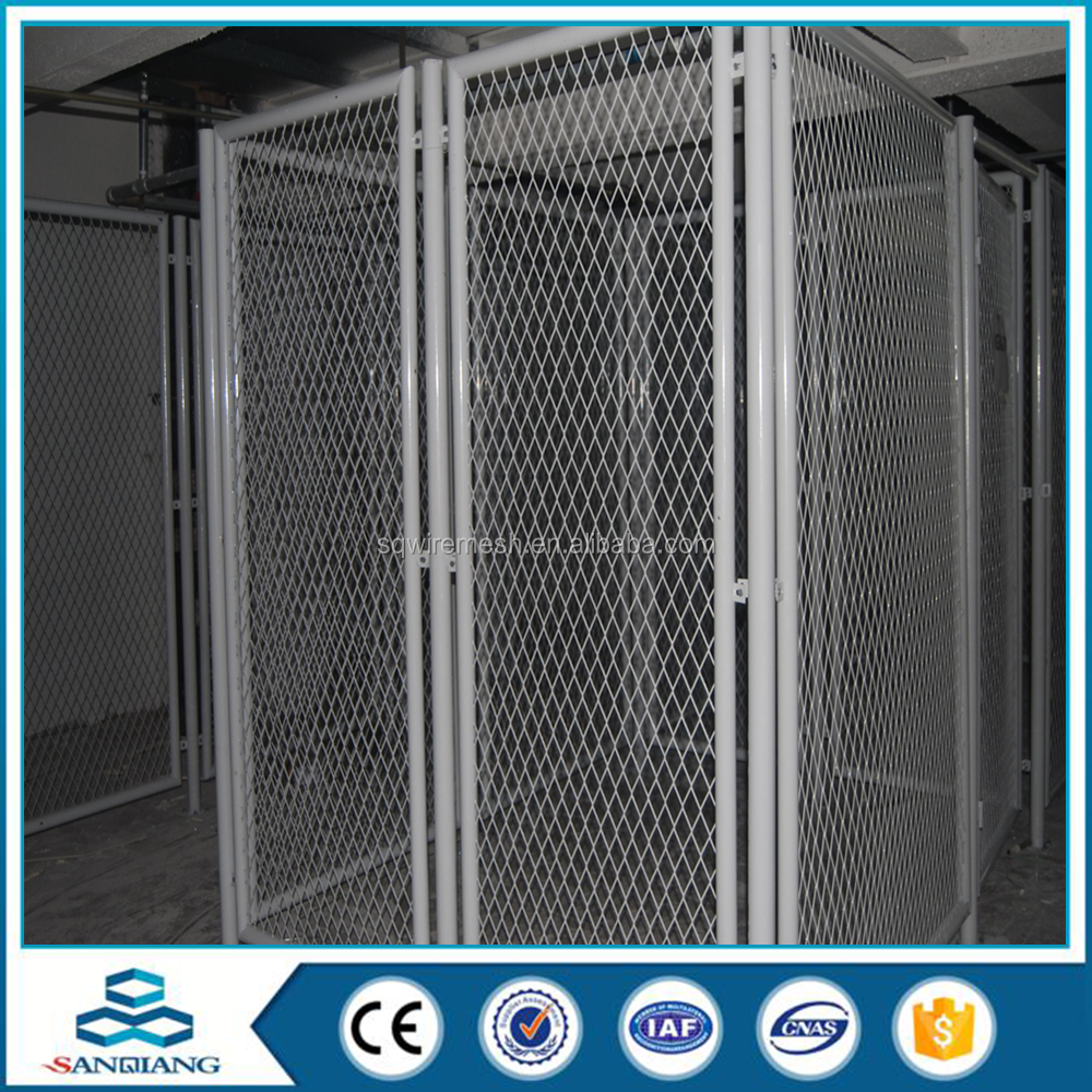 galvanized expanded wire mesh fence/highway expanded metal fence netting factory price
