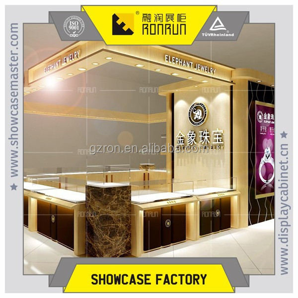 Names of used jewelry display furniture ,glass jewelry display showcase and counter