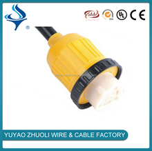 Wholesale waterproof multiple extension cord