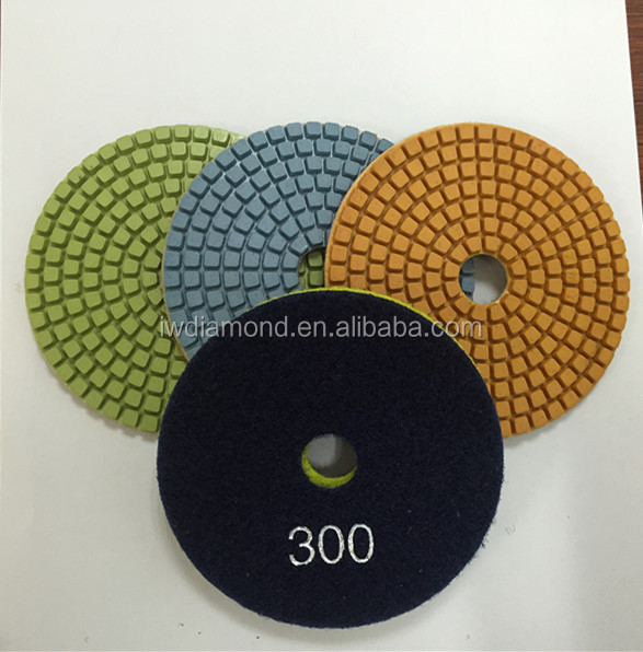 Gold supplier diamond concrete polishing pads