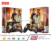 Skin Decal Sticker for Xbox 360 e Skins