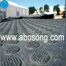low price Snowmobile Trailer Track Mat/Plastic Ground Cover Mats/Temporary Driveways and Car Parks mat