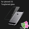 Factory Price Premium Real Back Tempered Glass Film Screen Protector for iPhone 5 5S 5C 5SE