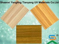 wooden grain exterior wall cladding panel
