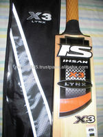 IHSAN Cricket Bat, Lynx X-3