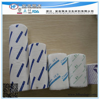 100% Cotton or Polyester orthopedic padding ISO CE FDA approval