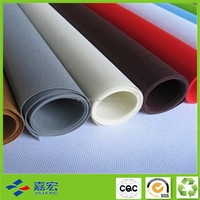 nonwoven for garment sofa backing material
