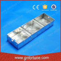 wholesale BS standard electric iron floor outlet box