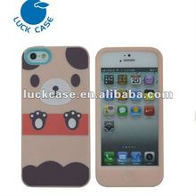 Newest arrived silicon phone case for iphone5 / iphone 5