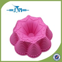 4pcs silicone cup mold with high quality