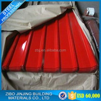 Chinese manufacturers new product 600-1250mm metal roofing sheet for sale