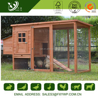 China factory export large wooden coop chicken