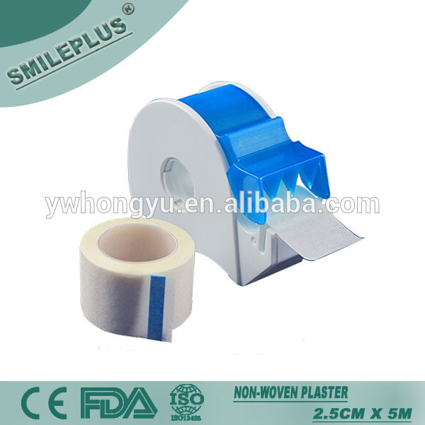 Medical Micropore Non-woven Adhesive Plaster Tape(Manufacturer)